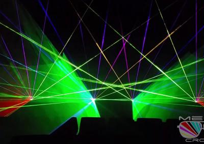 star wars lasershow 1