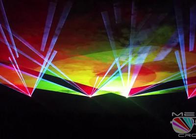 star wars lasershow 2