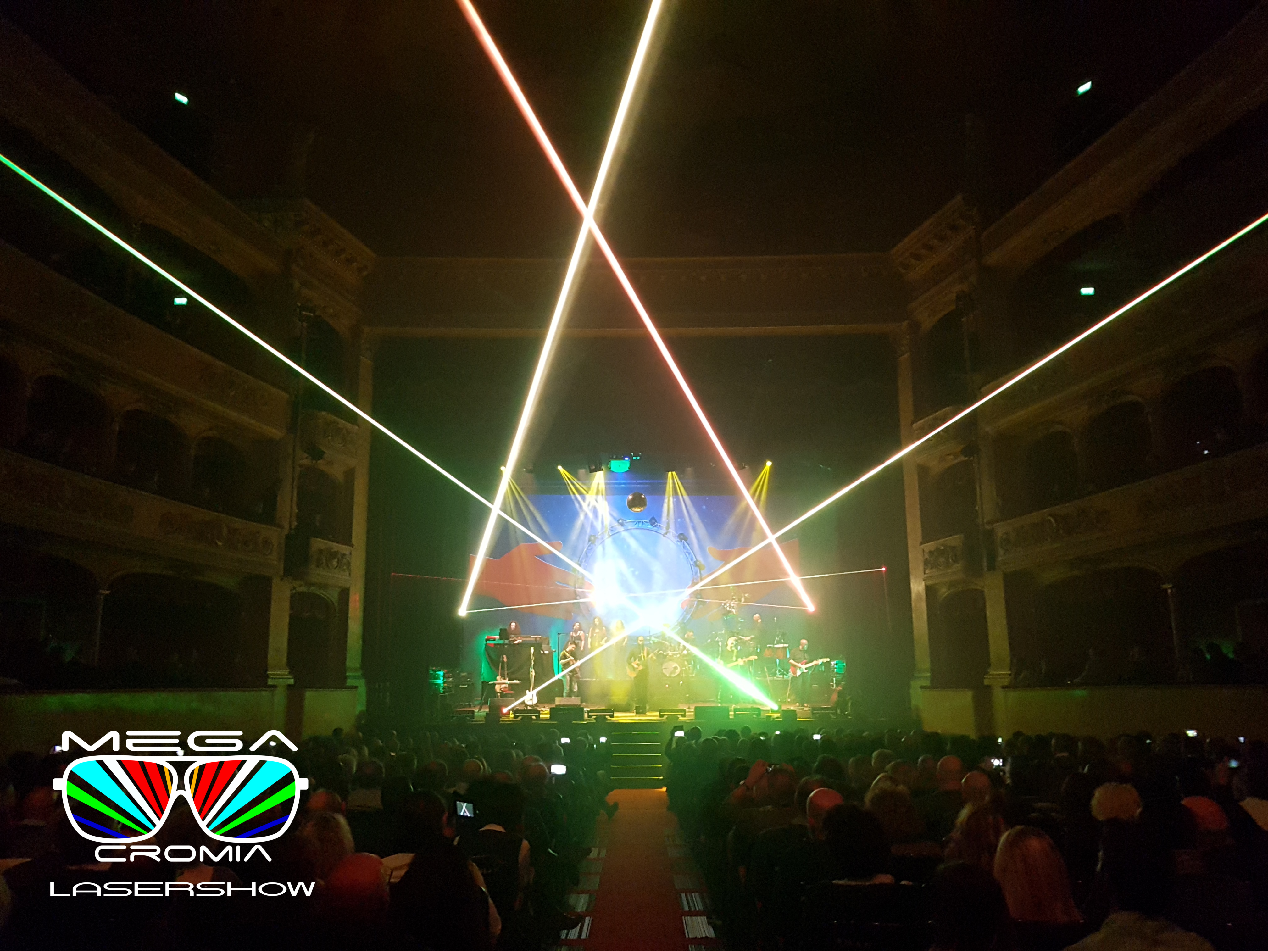 pink floyd laser tribute 17